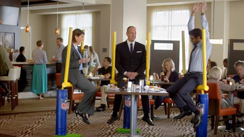 Courtyard TV Spot, 'Super Bowl 2016: Bistro' - 740 commercial airings