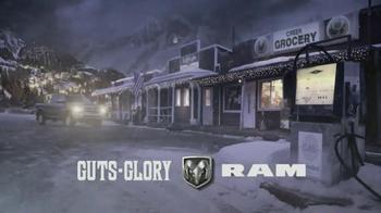 Ram Trucks TV Spot, 'History Channel: Alaska' - Thumbnail 9