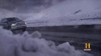 Ram Trucks TV Spot, 'History Channel: Alaska' - Thumbnail 5
