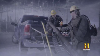 Ram Trucks TV Spot, 'History Channel: Alaska'