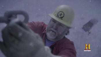 Ram Trucks TV Spot, 'History Channel: Alaska' - Thumbnail 7