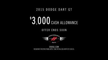 Dodge Performance Days TV Spot, 'Taking Things Further' - Thumbnail 7