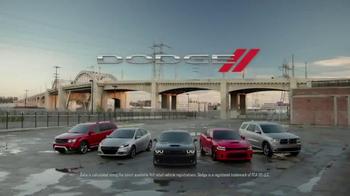 Dodge Performance Days TV Spot, 'Taking Things Further' - Thumbnail 6
