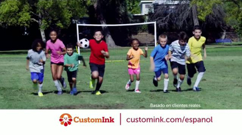 CustomInk TV Spot, 'Unidos con camisetas' [Spanish] - 59 commercial airings