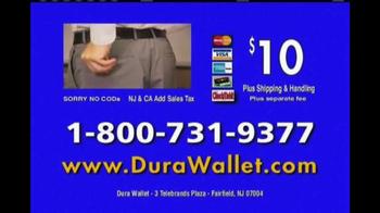 Durawallet TV Spot, 'Carbon Fiber' - Thumbnail 9