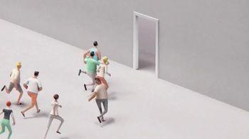 Verizon TV Spot, 'La red de Verizon explicada por una puerta' [Spanish] - 545 commercial airings