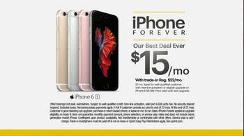 Sprint iPhone Forever TV Spot, 'Lie Detector' Featuring Prince Royce - Thumbnail 6