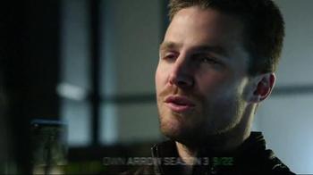 Arrow: The Complete Third Season Blu-ray and DVD TV Spot - Thumbnail 1