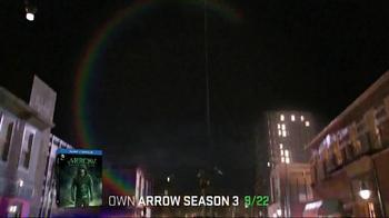 Arrow: The Complete Third Season Blu-ray and DVD TV Spot - Thumbnail 3