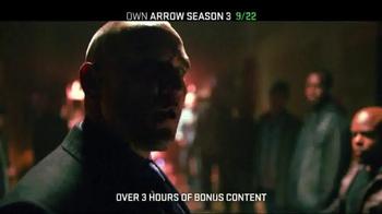 Arrow: The Complete Third Season Blu-ray and DVD TV Spot - Thumbnail 4