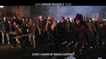 Arrow: The Complete Third Season Blu-ray and DVD TV Spot - Thumbnail 5