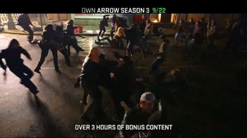 Arrow: The Complete Third Season Blu-ray and DVD TV Spot - Thumbnail 6