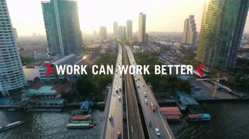 Xerox TV Spot, 'Work Can Work Better... With Xerox' - Thumbnail 10