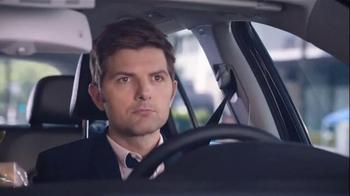 Volkswagen App-Connect TV Spot, 'Party' Featuring Adam Scott, Michael Peña - Thumbnail 1