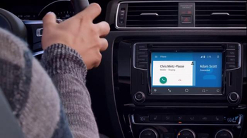 Volkswagen App-Connect TV Spot, 'Party' Featuring Adam Scott, Michael Peña - Thumbnail 3
