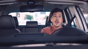 Volkswagen App-Connect TV Spot, 'Party' Featuring Adam Scott, Michael Peña - Thumbnail 4