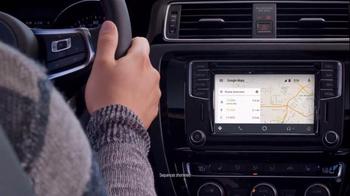Volkswagen App-Connect TV Spot, 'Party' Featuring Adam Scott, Michael Peña - Thumbnail 5
