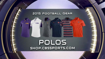 CBSSports.com/Shop TV Spot, 'College Football Gear' - Thumbnail 5