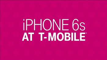 T-Mobile TV Spot, 'iPhone 6s Arrival' Song by The Love Me Nots - Thumbnail 1