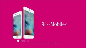 T-Mobile TV Spot, 'iPhone 6s Arrival' Song by The Love Me Nots - Thumbnail 6