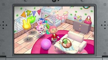 Animal Crossing: Happy Home Designer TV Spot, 'Interior Designing' - Thumbnail 1