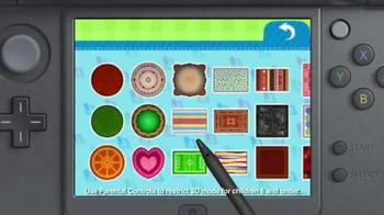 Animal Crossing: Happy Home Designer TV Spot, 'Interior Designing' - Thumbnail 3