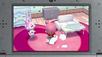 Animal Crossing: Happy Home Designer TV Spot, 'Interior Designing' - Thumbnail 4