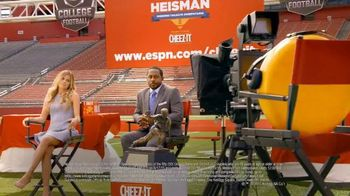 Cheez-It TV Spot, 'Summer Wedding' Featuring Desmond Howard - 48 commercial airings