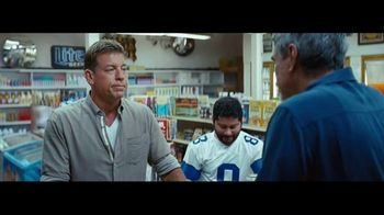 Miller Lite TV Spot, \'Dwelling in the Past\' Featuring Troy Aikman