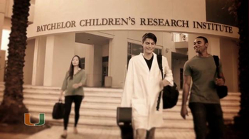 University of Miami TV Spot, 'UHealth & Frost School'