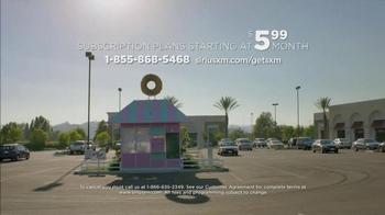 Sirius/XM Satellite Radio TV Spot, 'Tow Truck' - Thumbnail 8