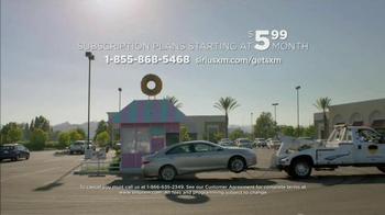 Sirius/XM Satellite Radio TV Spot, 'Tow Truck' - Thumbnail 7