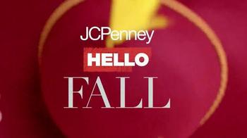 JCPenney Fall Big Bonus Sale TV Spot, 'Hello Fall' - Thumbnail 2