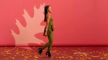 JCPenney Fall Big Bonus Sale TV Spot, 'Hello Fall' - Thumbnail 9