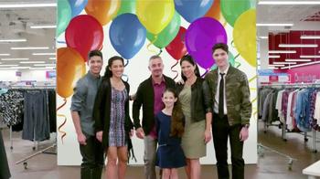 Burlington Coat Factory TV Spot, 'Feliz cumpleaños, abuelo' [Spanish]