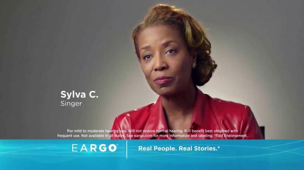 Eargo TV Commercial, 'Enhanced Hearing'