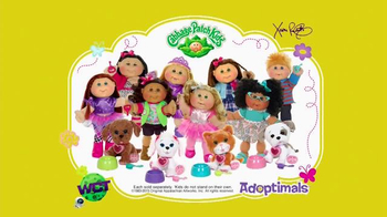 Cabbage Patch Kids and Adoptimals TV Spot, 'Heart and Key' - Thumbnail 7
