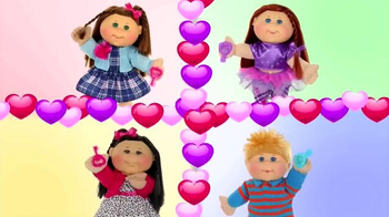 Cabbage Patch Kids and Adoptimals TV Spot, 'Heart and Key' - Thumbnail 6