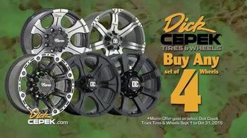 Dick Cepek Tires & Wheels TV Spot, 'Get Bucks Back' - Thumbnail 2