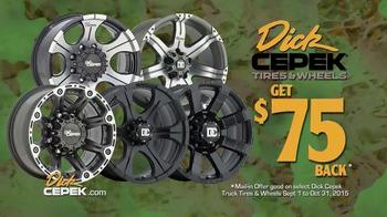 Dick Cepek Tires & Wheels TV Spot, 'Get Bucks Back' - Thumbnail 3