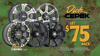 Dick Cepek Tires & Wheels TV Spot, 'Get Bucks Back' - Thumbnail 4
