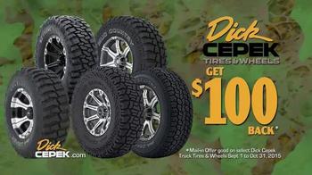 Dick Cepek Tires & Wheels TV Spot, 'Get Bucks Back' - Thumbnail 5