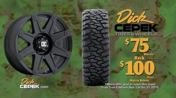 Dick Cepek Tires & Wheels TV Spot, 'Get Bucks Back' - Thumbnail 6