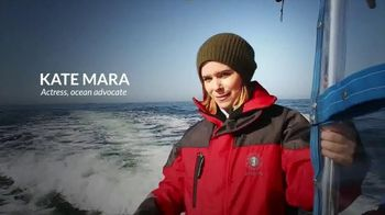Oceana TV Spot, 'Kate Mara Wants These Nets Out of the Water'