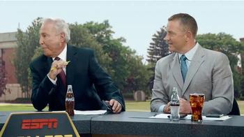 Coca-Cola Zero TV Spot, 'Drinkable Pour' Featuring Kirk Herbstreit - Thumbnail 10