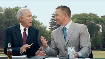 Coca-Cola Zero TV Spot, 'Drinkable Pour' Featuring Kirk Herbstreit - Thumbnail 4