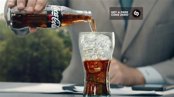 Coca-Cola Zero TV Spot, 'Drinkable Pour' Featuring Kirk Herbstreit