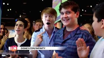 Disney Infinity 3.0 TV Spot, 'Disney Channel: IN Games Competition' - 123 commercial airings
