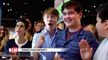 Disney Infinity 3.0 TV Spot, 'Disney Channel: IN Games Competition'