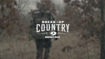 Mossy Oak TV Spot, 'Break-up Country: Love'